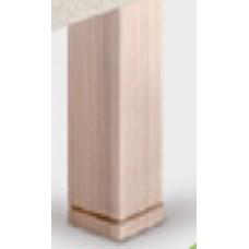 Juego patas madera blanca