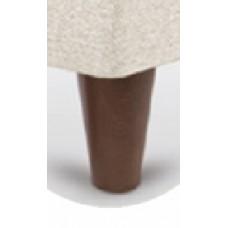 Pata Madera cilindrica para Canapé